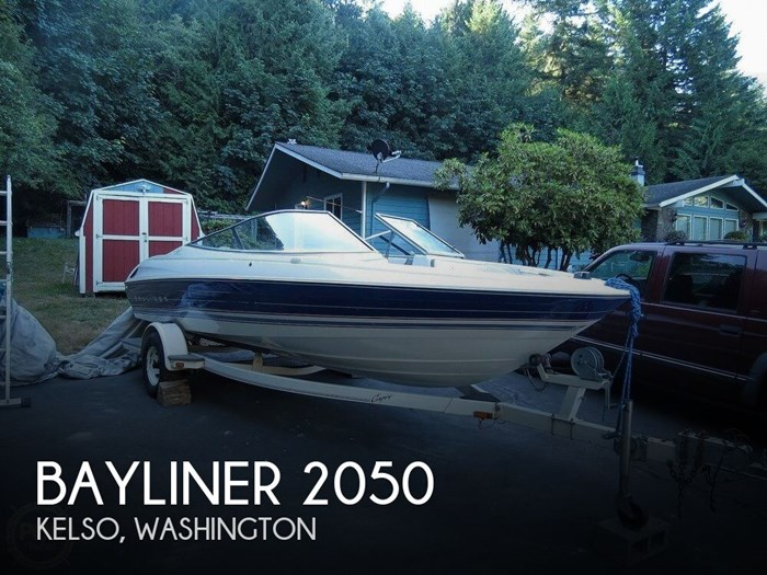 1994 Bayliner Capri 2050 LS Photo 1 sur 20