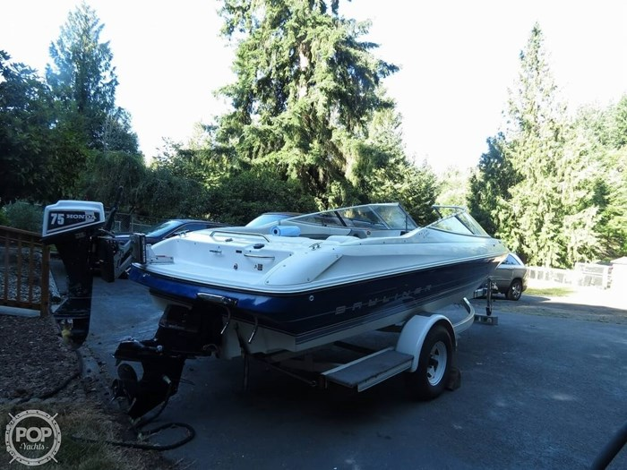 1994 Bayliner Capri 2050 LS Photo 3 sur 20