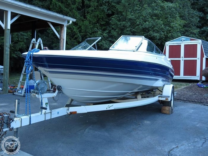 1994 Bayliner Capri 2050 LS Photo 12 sur 20