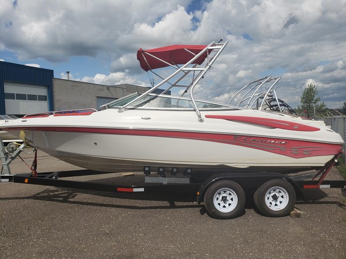 2011 Crownline BOWRIDER 21 SS Photo 19 of 20