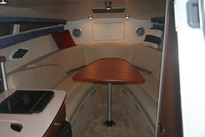 2008 Bayliner 265 SB Cruiser Photo 7 of 27
