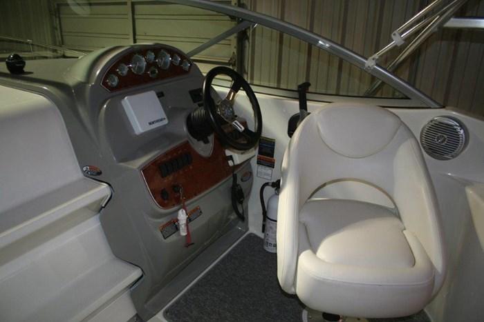 2008 Bayliner 265 SB Cruiser Photo 27 of 27