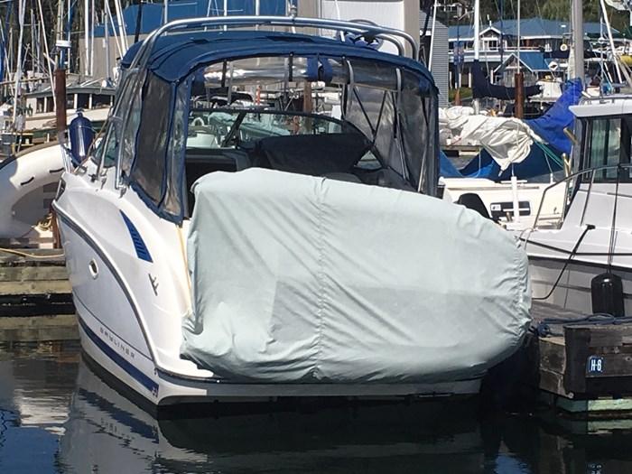 2008 Bayliner 265 SB Cruiser Photo 25 of 27