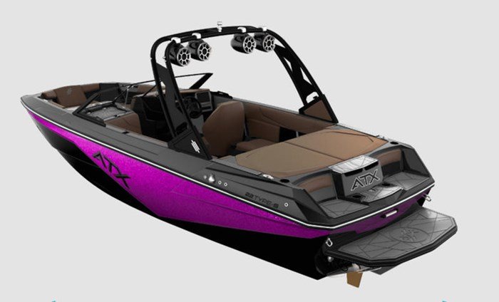 2020 ATX Boats 24 TYPE-S Photo 1 of 3