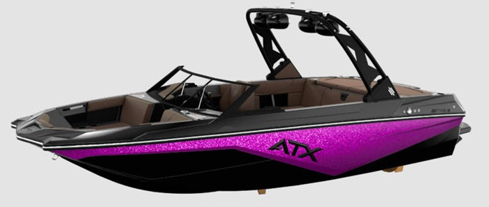 2020 ATX Boats 24 TYPE-S Photo 3 of 3