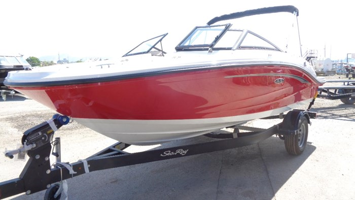 2020 Sea Ray SPX 190 Photo 3 of 33
