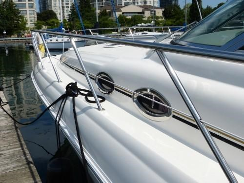 2003 Sea Ray 410 Sundancer Photo 3 sur 61