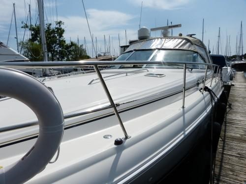 2003 Sea Ray 410 Sundancer Photo 4 sur 61