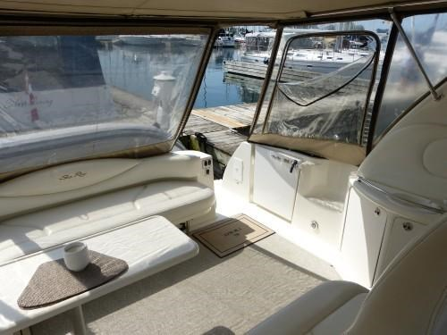 2003 Sea Ray 410 Sundancer Photo 9 sur 61