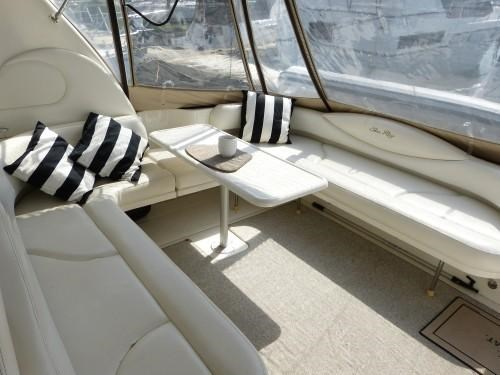 2003 Sea Ray 410 Sundancer Photo 10 sur 61