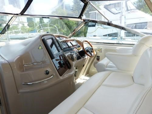 2003 Sea Ray 410 Sundancer Photo 16 sur 61