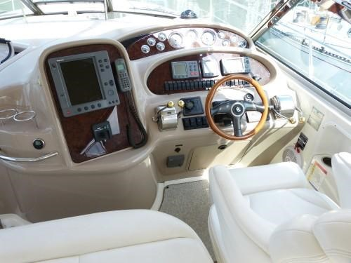 2003 Sea Ray 410 Sundancer Photo 17 sur 61
