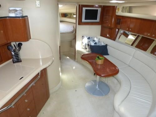 2003 Sea Ray 410 Sundancer Photo 23 sur 61