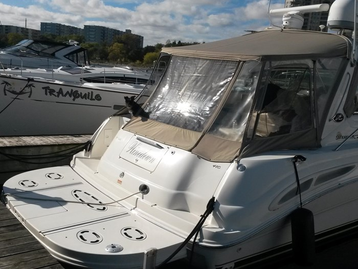 2003 Sea Ray 410 Sundancer Photo 6 sur 61