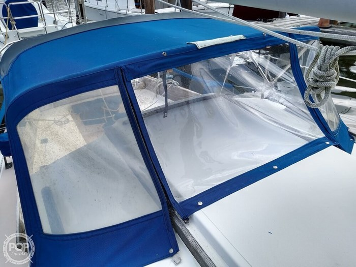 1980 Cape Dory 27 Photo 6 sur 20