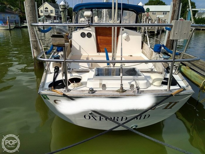 1980 Cape Dory 27 Photo 7 sur 20