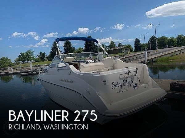 2005 Bayliner Cierra 275 SB Photo 1 of 21