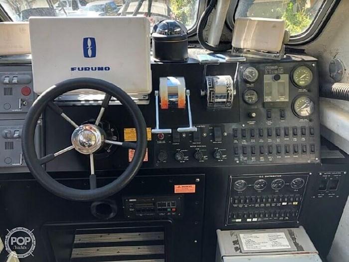 2002 Halmatic USCG Pacific 32 Photo 8 sur 20