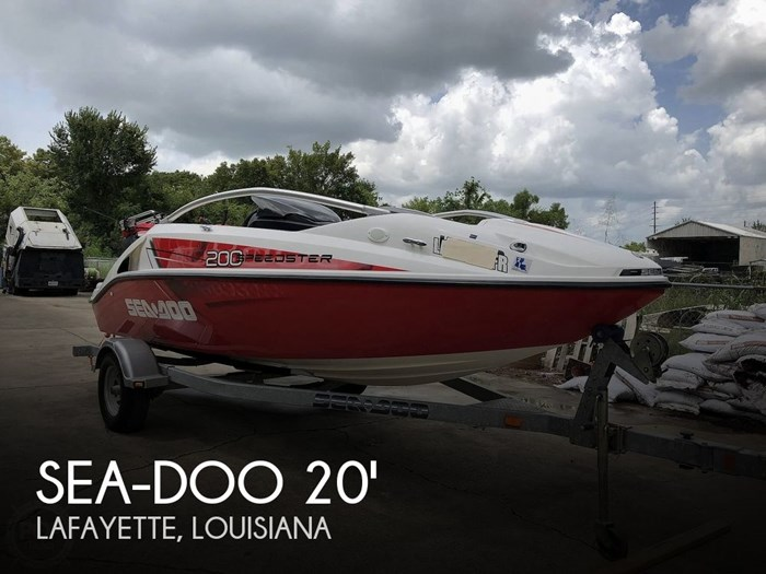 2007 Sea-Doo 200 SPEEDSTER Photo 1 sur 20