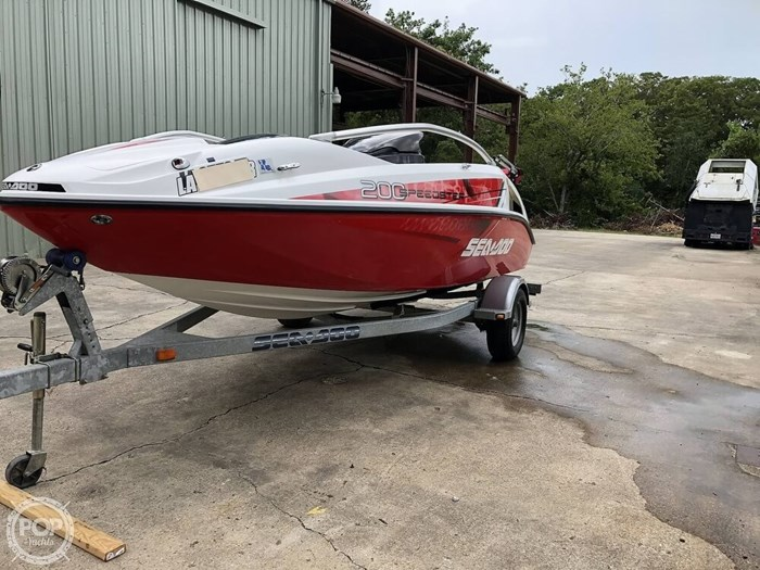2007 Sea-Doo 200 SPEEDSTER Photo 3 sur 20