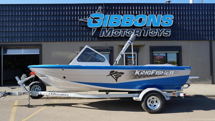 Boat Dealers Alberta >> Kingfisher 1775 Extreme Duty 2020 New Boat For Sale In