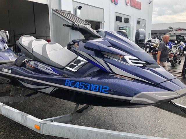 2014 Yamaha FX Cruiser SVHO Photo 1 of 1