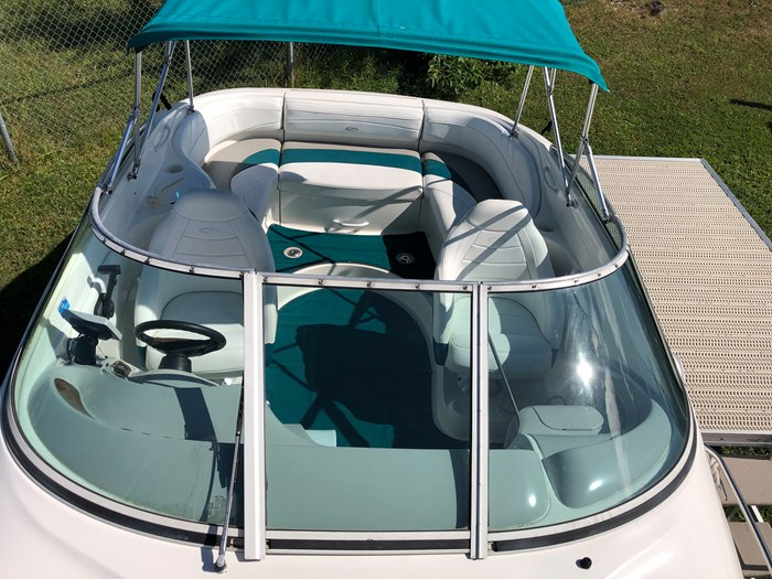 1998 Campion 705 Allante Photo 5 of 22