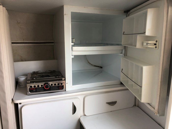 1998 Campion 705 Allante Photo 21 of 22