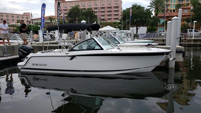 2020 Blackfin 242DC Dual Console Photo 54 of 55