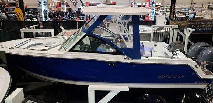 2020 Blackfin 242DC Dual Console Photo 1 of 55
