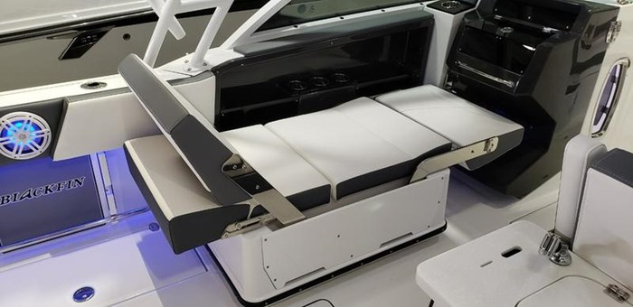 2020 Blackfin 242DC Dual Console Photo 21 of 55
