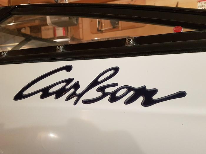 2001 Glastron Carlson CSX-18 Bowrider Photo 3 of 16