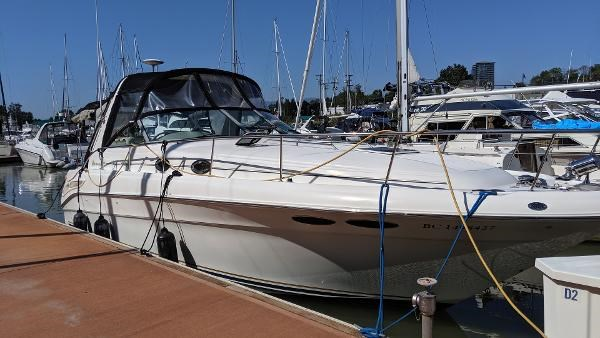 2000 Sea Ray 340 Sundancer Photo 1 of 21