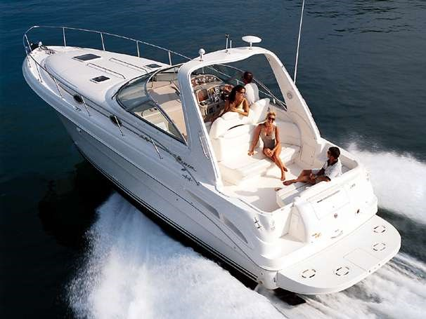 2000 Sea Ray 340 Sundancer Photo 19 of 21