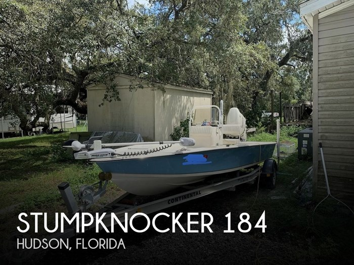 2018 Stumpknocker 184 Coastal Photo 1 of 20