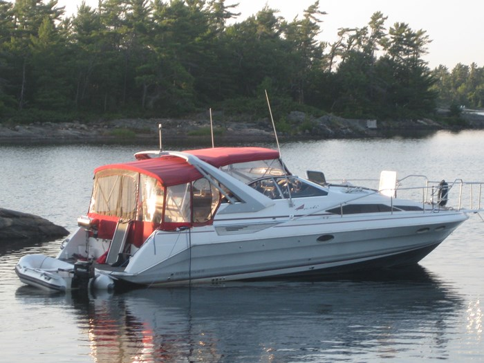 1990 Bayliner 3555 Photo 5 sur 14