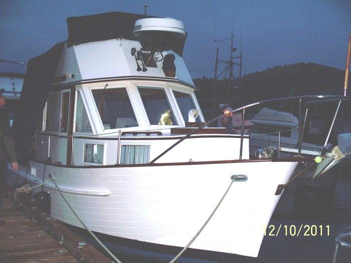 1977 Island Gypsy Motor yacht Photo 3 of 18