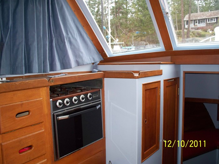 1977 Island Gypsy Motor yacht Photo 4 of 18