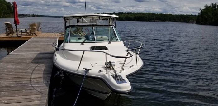 2014 Pursuit OS 255 Offshore Photo 4 of 40