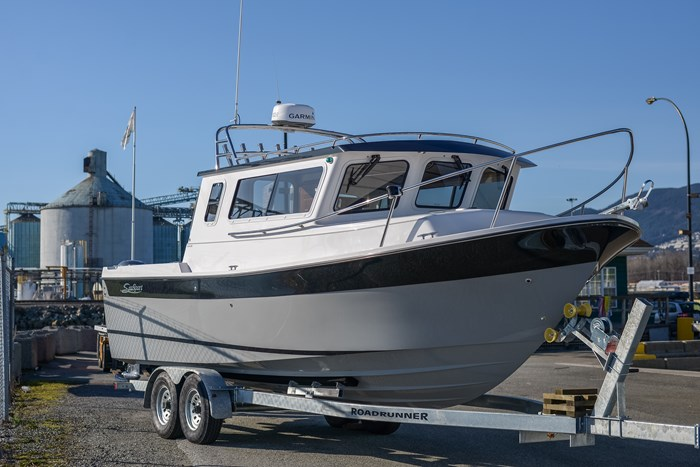 2020 Sea Sport Kodiak 2600 Photo 3 of 16