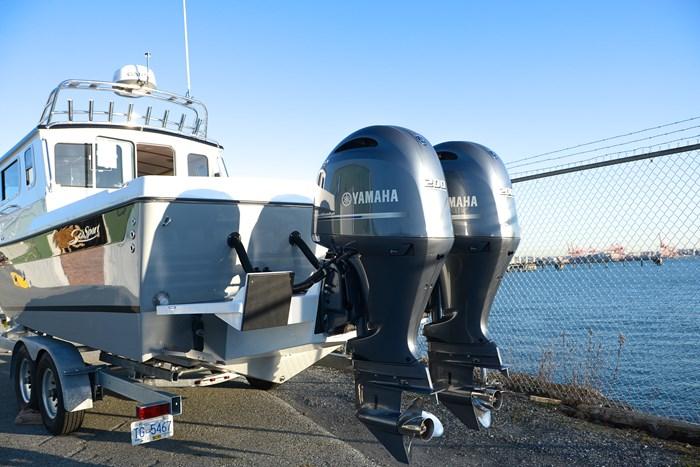 2020 Sea Sport Kodiak 2600 Photo 12 of 16