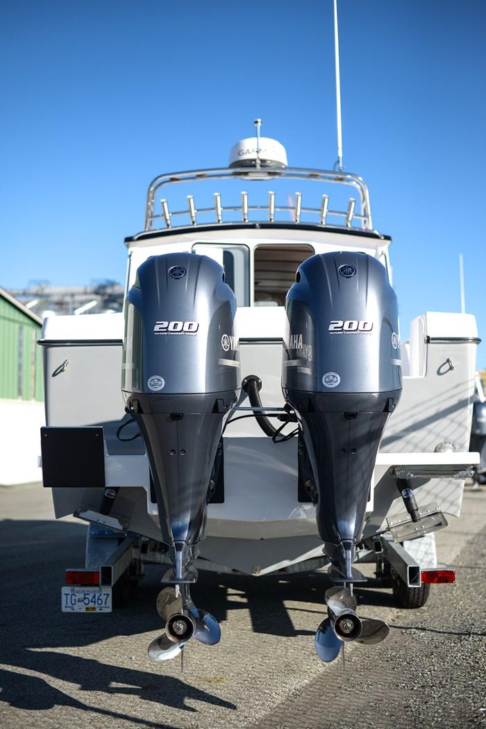 2020 Sea Sport Kodiak 2600 Photo 14 of 16