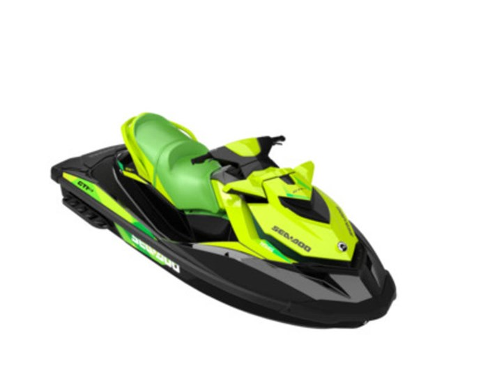 2019 Sea-Doo GTI SE 155 Rotax 1503 NA Photo 1 of 4