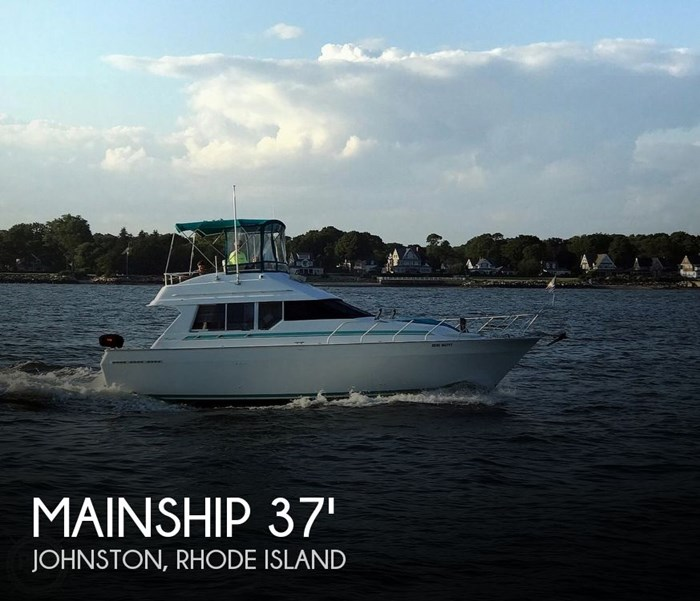 1992 Mainship 35 Convertible Photo 1 sur 20