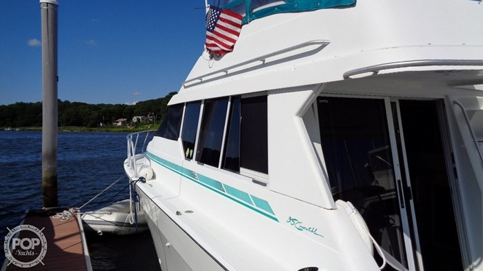 1992 Mainship 35 Convertible Photo 9 sur 20
