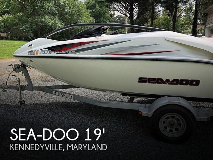 2010 Sea-Doo Speedster 200 Photo 1 sur 21