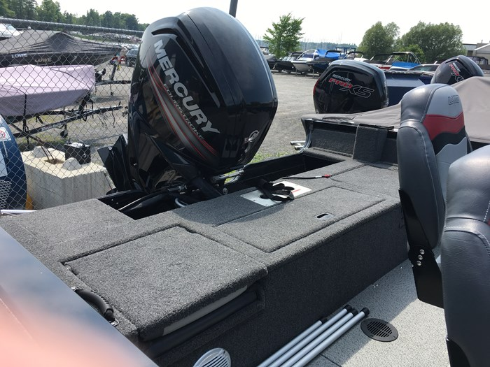 2019 Lowe FS 1700 Merc 115HP Trailer Fish Finder Stereo Photo 24 of 28