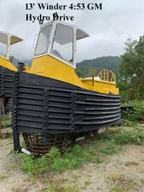 Sidewinder WestCoast 1970 Used Boat for Sale in Gibsons, British Columbia -  BoatDealers ca