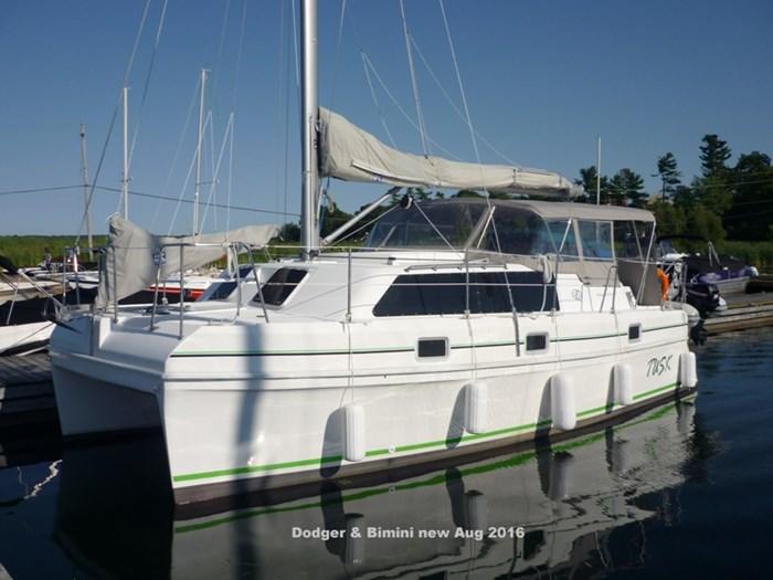 1998 Endeavour Catamaran 30 Mark II Photo 4 of 60