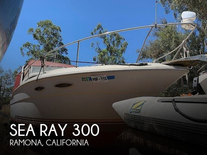 1988 Sea Ray 300 Weekender Photo 1 of 20